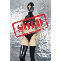 Female latex panties (SA-UND08) size S1