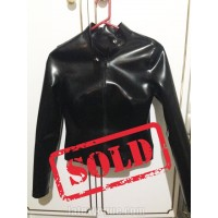 Heavy rubber female jacket (SA-SA07)
