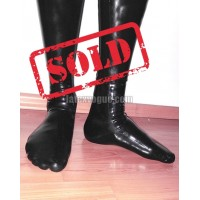 Male latex anatomical socks (SA-ACE07-1)