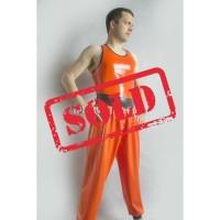 Latex jogging pants (SA-PAN03)