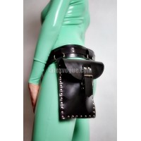 Heavy rubber adaptable bag