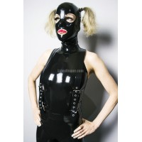 Heavy rubber braces