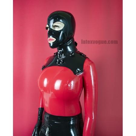 Heavy rubber fixační obojek - vykrojený