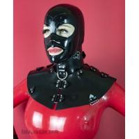 Heavy rubber fixační obojek - oválný