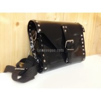 Ladies heavy rubber bag
