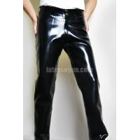 Heavy rubber pants