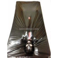Spare latex sack for latex vacbed