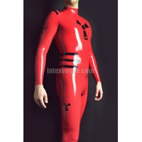 Latex catsuit - BIOHAZARD