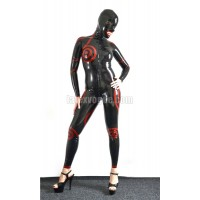 Latexový catsuit - WONDERLAND