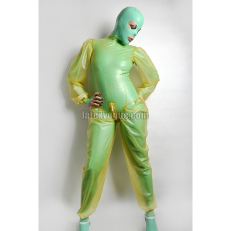 Loose Latex Catsuit Angel