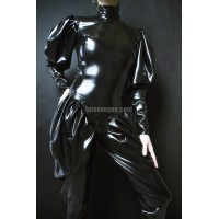 Volný latexový catsuit - VEGA