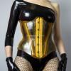Latex corset - MIRANDA