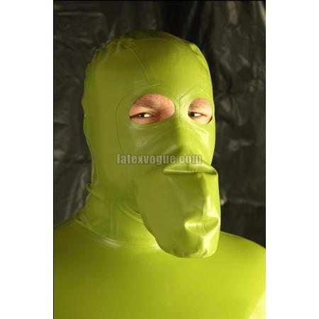 Latexová maska s dýchacím vakem - HERIO