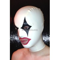 Latex mask – clown