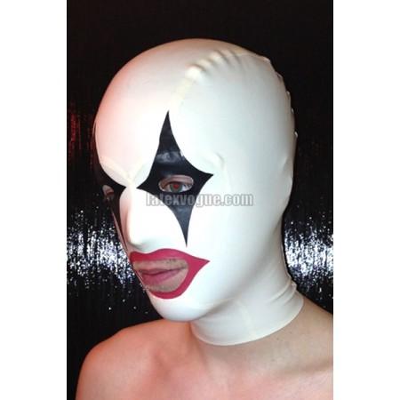 Latex mask – clown