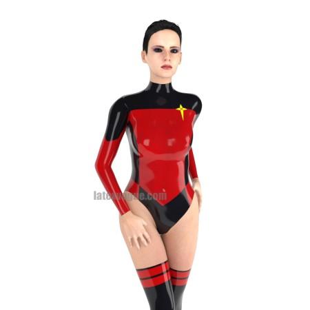 Latexové body Space Kadet