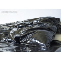 Big latex pillow case