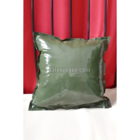Malý latexový povlak na polštář