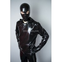 Latex sweatshirt - DARIEN