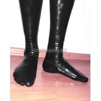 Latexové anatomické ponožky