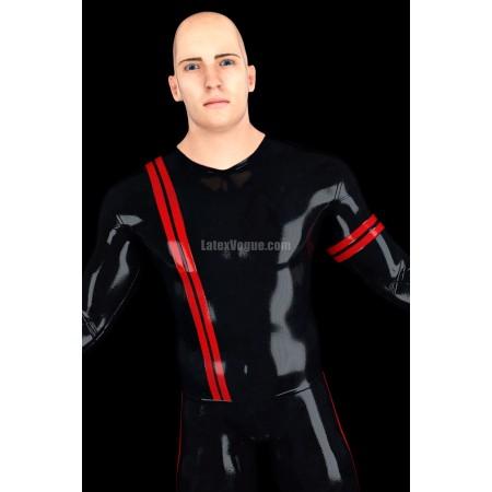 Latexové tričko s dlouhým rukávem - ARTO