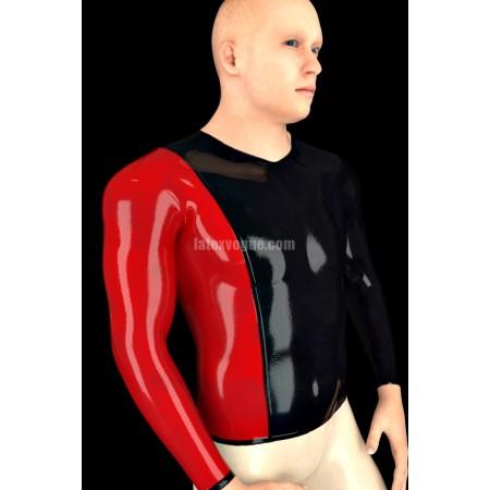Latexové tričko s dlouhým rukávem - LOTIEL