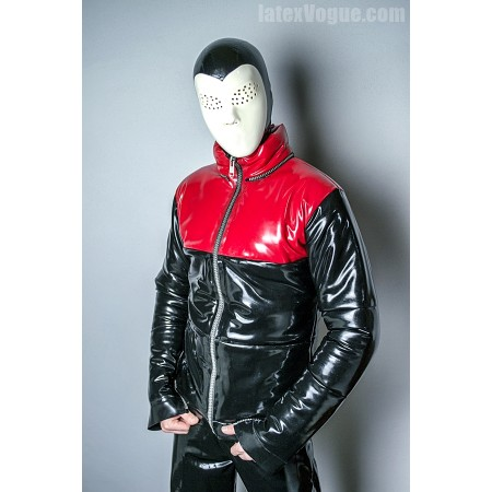 Winter warm latex jacket - ARNON